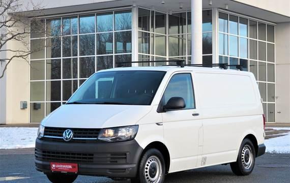 VW Transporter 2,0 TDi 102 Kassevogn kort