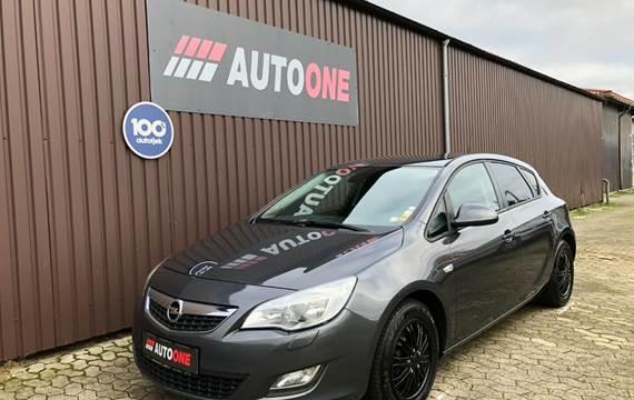 Opel Astra 1,3 CDTi 95 Enjoy eco