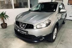 Nissan Qashqai 1,5 dCi 110 Tekna