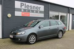 VW Golf VI 1,6 TDi 105 Highline Variant