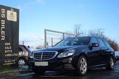Mercedes E200 2,2 BlueTEC stc. aut.