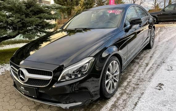 Mercedes CLS350 d 3,0 aut.