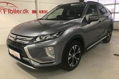 Mitsubishi Eclipse Cross 1,5 T 163 Intense+ CVT