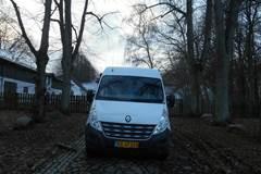 Renault Master III T35 2,3 dCi 146 L2H2 Kassevogn