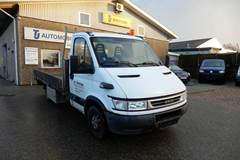 Iveco Daily 2,3 35S12 Ladvogn