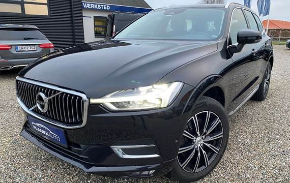 Volvo XC60 2,0 D5 235 Inscription aut. AWD