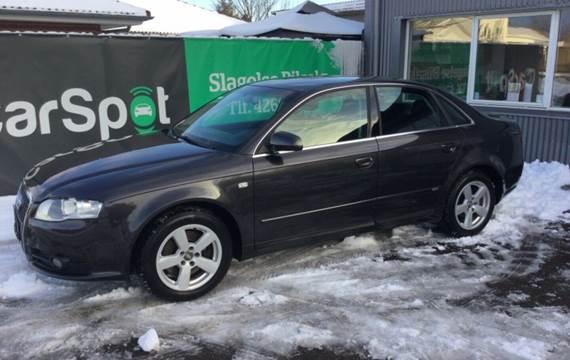 Audi A4 1,8 T 163 S-line