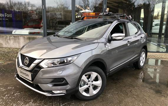 Nissan Qashqai DIG-T 160 Acenta 2WD DCT MY19