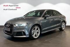Audi A3 TFSi Sport Limited+ S-tr.
