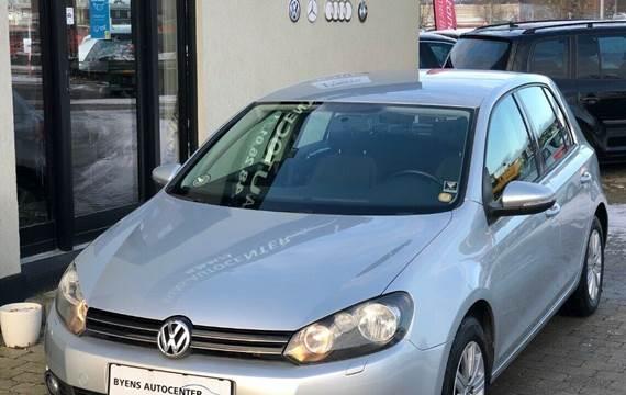 VW Golf VI 2,0 TDi 140 Comfortline DSG