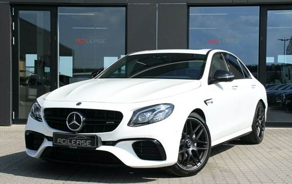 Mercedes E63 4,0 AMG aut. 4Matic+