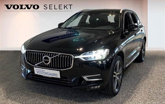 Volvo XC60 2,0 T5 Inscription AWD  5d 8g Aut.