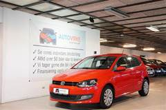 VW Polo 1,6 BlueMotion TDI DPF Comfortline  5d