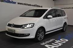 VW Sharan 2,0 TDi 140 Highline DSG BMT