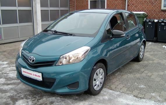 Toyota Yaris 1,0 VVT-i T1 Style
