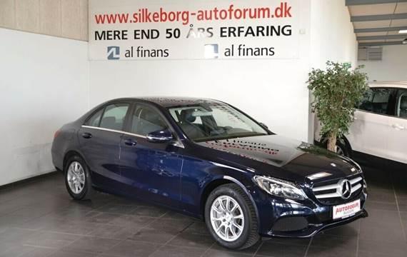 Mercedes C250 d 2,2 aut.