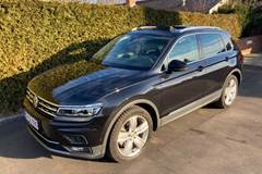 VW Tiguan 2,0 TSi 190 Highline DSG 4M