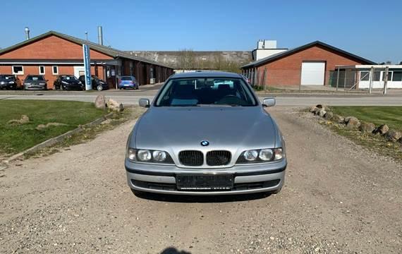 BMW 520i 2,2 Steptr.