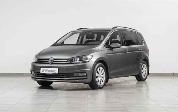 VW Touran 1,4 7 Sæder  TSI BMT Comfortline DSG  7g Aut.