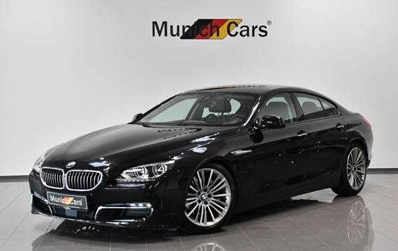 BMW 640d 3,0 Coupé xDrive aut.