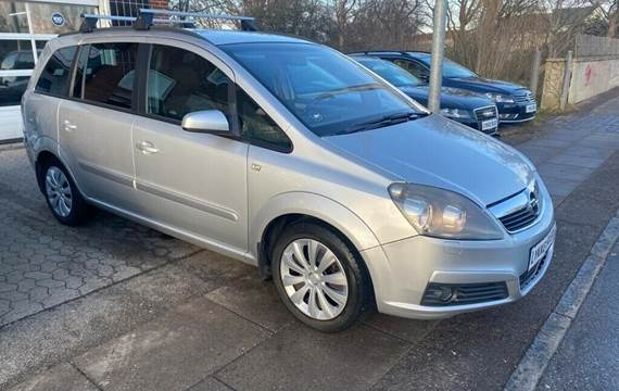 Opel Zafira 1,9 CDTi 100 Enjoy
