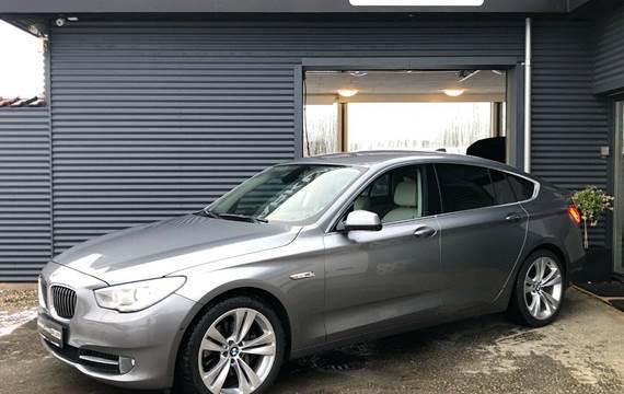 BMW 530d 3,0 Gran Turismo aut.
