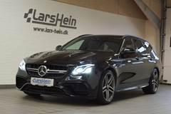 Mercedes E63 4,0 AMG S stc. aut. 4-M+