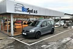 VW Caddy 1,6 TDi 102 Trendline DSG BMT