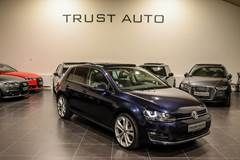 VW Golf VII 1,4 TSi 150 Highline DSG BMT