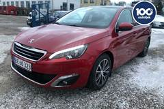 Peugeot 308 1,6 BlueHDi 120 Allure Sky SW EAT6