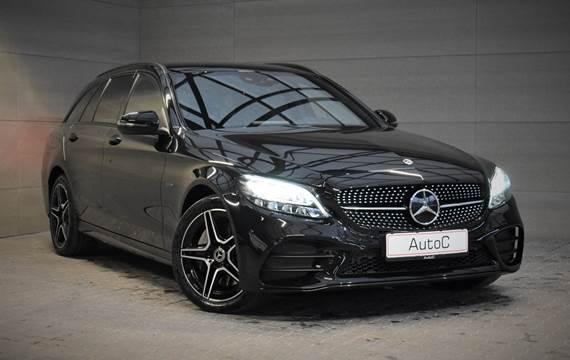 Mercedes C300 de 2,0 AMG Line stc. aut.