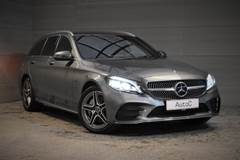 Mercedes C300 e 2,0 AMG Night Edition stc. aut.
