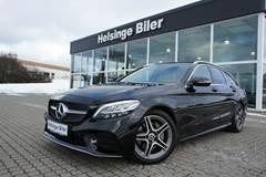 Mercedes C200 1,5 Advantage AMG stc. aut.