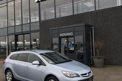 Opel Astra 1,6 CDTi 110 Sport ST eco