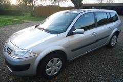 Renault Megane II 1,6 Person bil