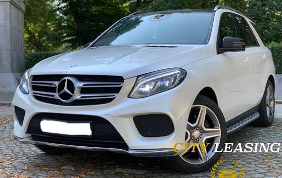 Mercedes GLE -Klasse GLE 250 d 4Matic