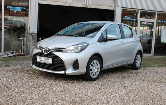 Toyota Yaris 1,0 T2