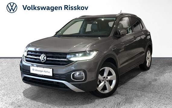 VW T-Cross 1,0 TSi 115 Style+ DSG