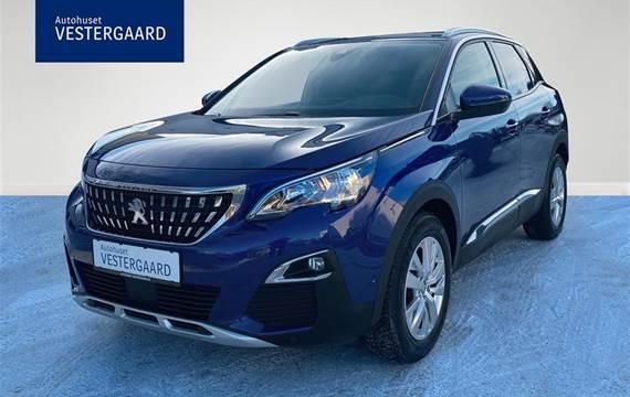 Peugeot 3008 1,5 BlueHDi Allure EAT8  5d 8g Aut.