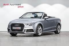 Audi A3 TFSi Sport Limited+ Cabrio Str