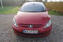 Peugeot 307 2,0 Person bil