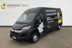 Citroën Jumper 33 2,2 L3H2 2,2 Blue HDi Fleetline + pakke start/stop 140HK Van 6g