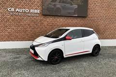 Toyota Aygo VVT-I X-Cite 69HK 5d