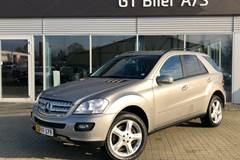 Mercedes ML350 3,5 aut. 4-M Van
