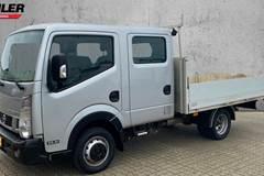 Nissan Cabstar 2,5 dCi 145 Db.Kab Mandskabsvogn