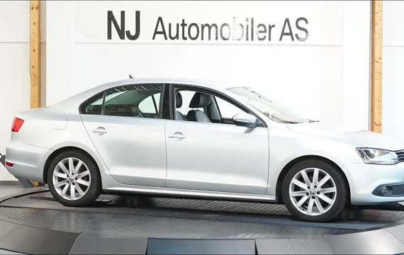 VW Jetta 1,4 TSi 122 Highline BMT