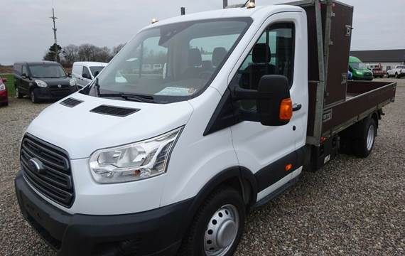 Ford Transit 470 L4 Chassis 2,2 TDCi 155 Ambiente H1 RWD