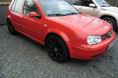 VW Golf IV 1,8 GTi Turbo
