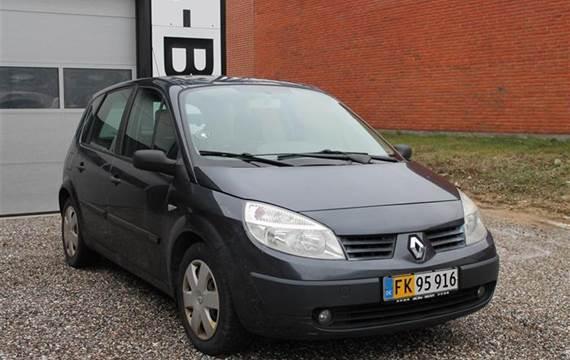 Renault Scénic 1,9 DCI Comfort Expression 120HK Van 6g