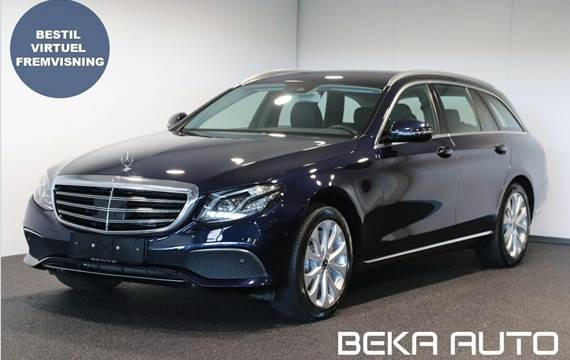 Mercedes E350 d 3,0 Exclusive stc. aut.